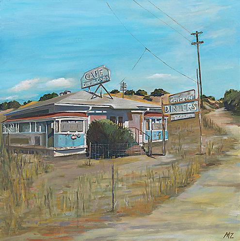 Dining Cars Buelton CA