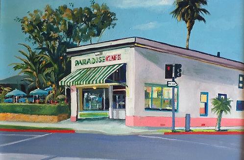 Paradise Cafe, Santa Barbara