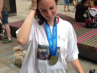 LYDIA'S Prudential RideLondon-Surrey 46 for Topsy