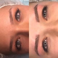 Pretty Microblading at Ink Lash and Brow | Pewaukee WI