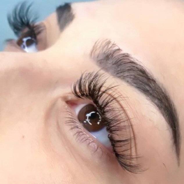 Look at these amazing Lash Extensions! | Ink Lash and Brow Pewaukee WI