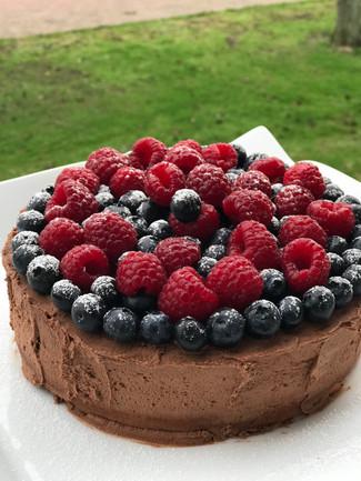 Wildberry Cake