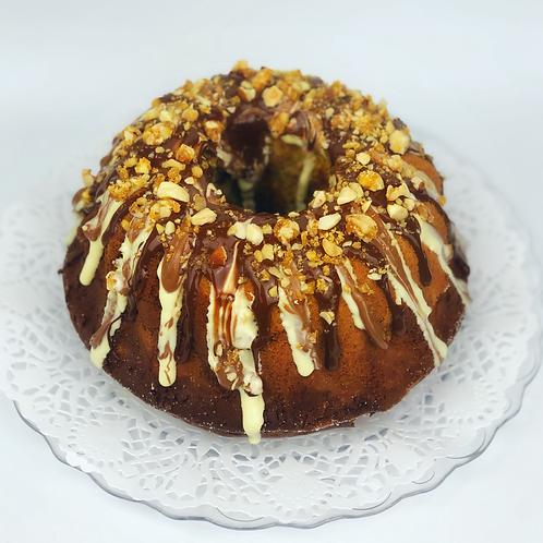 Bundt Cake Marmoleada