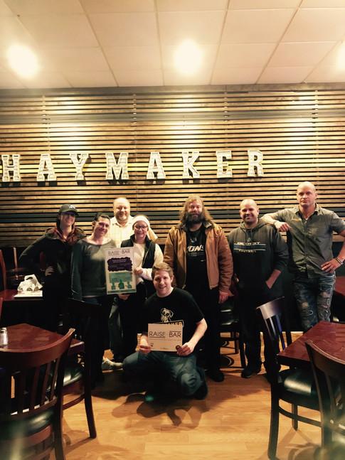 Haymaker Staff