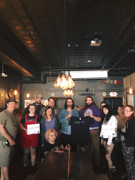 Arbor Brewing Company (ABC) Staff