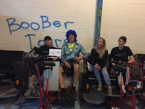 Boober Tours Staff