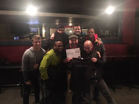 RUSH, Nightcap, and BABS Underground Staff