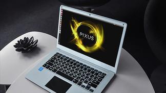 Pixus RISE – доступний ультрабук!
