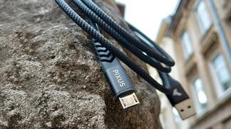 Зарядні кабелі PIXUS. Надійні аксесуари!
