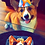 A Corgi and his dog birthday cake.