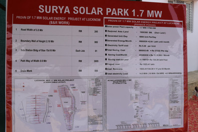 Project Name - Solar Park