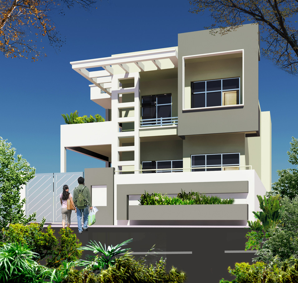 Project Name - Residence