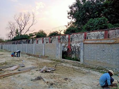 Boundary Wall Work