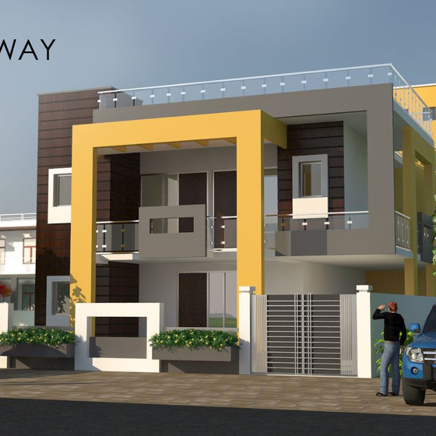 Archway Residence