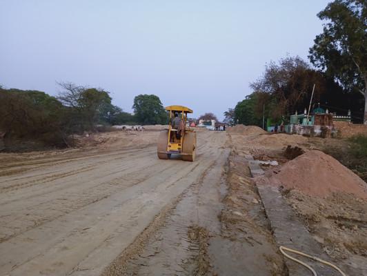 Road & Pipe Work