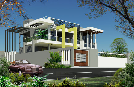 Project Name - House A-456