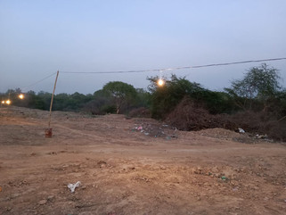 Starting Of Site