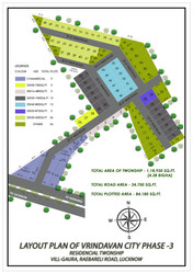 Sky Hills - Layout Plan