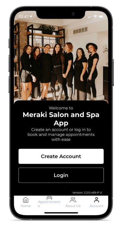 Meraki Salon App.png