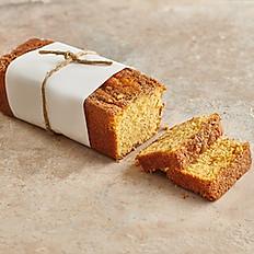 Vanilla Cinnamon Loaf Cake
