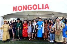welcome to mongolian pavilion