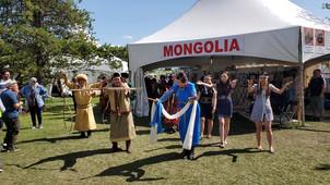 mongolian pavilion