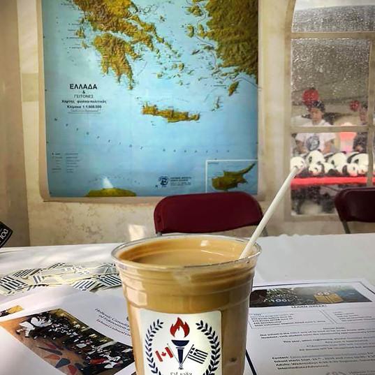 Greek Pavillion  Heritage Days Greece 20