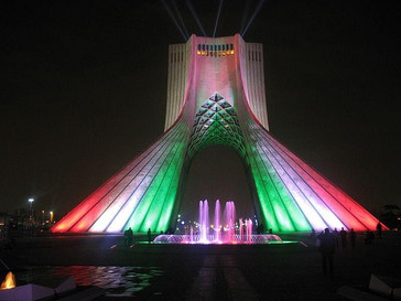 Azadi Tower, Tehran