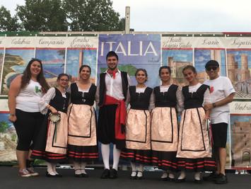 I Roncucci Dancers 2019