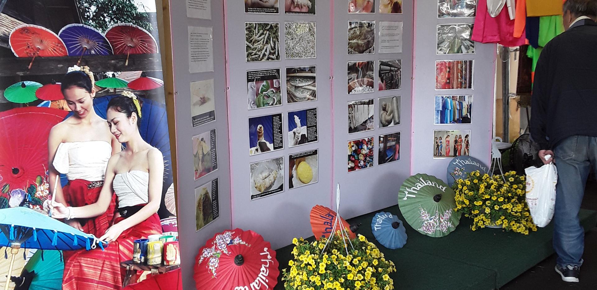 ATA EHF Thai Cultural Display -Storey of