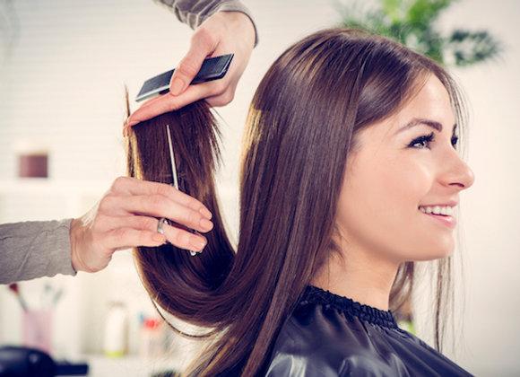 Women's Haircut special