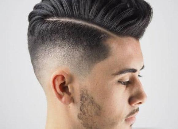 Men's hair cut special