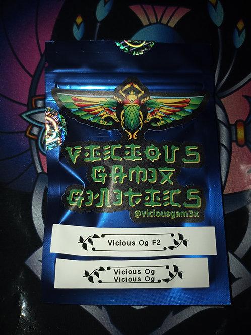 Vicious Og F2 10pk