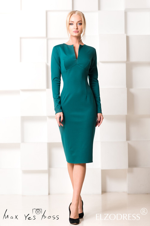 Платье длиной 70 см