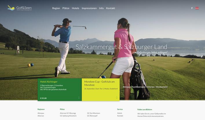 Golf & Seen