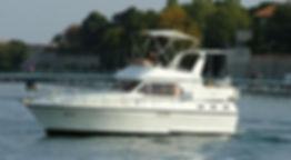 Atlantic 37, chartern ab Zadar