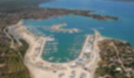 Yachtcharter ab Marina Damacja bei Suikosan