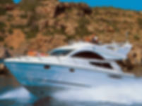 Fairline Phantom 40 Charter ab Sibenik