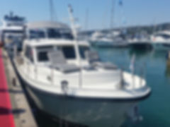 VErdrängeryacht Linssen 410 chartern ab Split