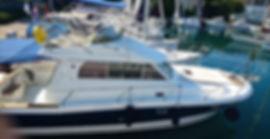 Antare 10.80 chartern ab Zadar