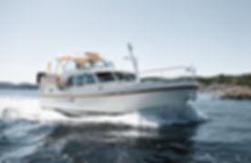Linssen 40 Verdrängeryacht ab Split
