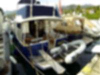 Trawler Yachtcharter ab Sibneik