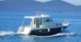 Damor 900 chartern ab Zadar Marina