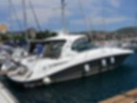 Motoryacht Sea Ray chartern ab Sibenik