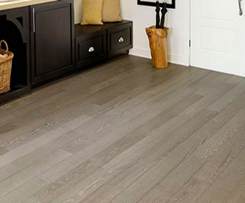Waterproof vinyl & laminate flooring