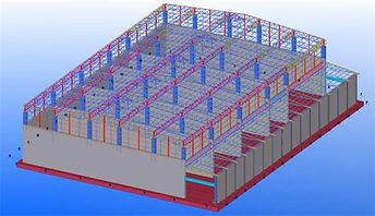 çelik çatı-çelik yapı- çelik kosntrüksiyon-çelik projelendirme