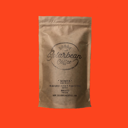 INDONESIA - Alko Co-op - AndungSari /Linie-S /SigaraUtang - Washed Process 250g