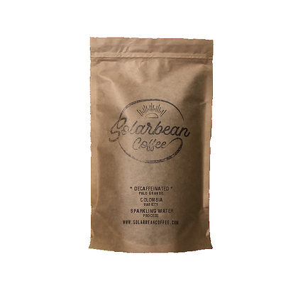 DECAFFEINATED - Palo Grande - Colombia - Sparkling Water Process 250g