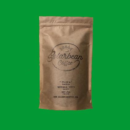 ETHIOPIA - Daannisa - Gibrinna /Serto - Natural Process 250g