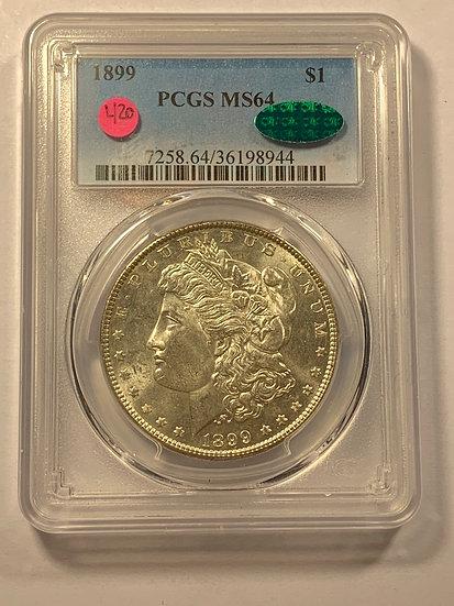 1899-P PCGS MS64 CAC